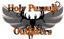Holy Pursuit Outfitters logo