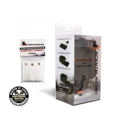 ScentBlaster Starter Kit- Deer Scent Dispenser for all your hunting needs